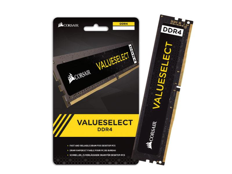 Memória Gamer Corsair DDR4 8GB 2400MHZ DIMM CL16 288-PIN